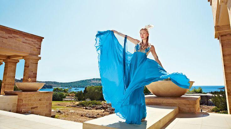 Cape Sounio luxury resort, Athens
