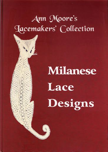 Milanese Lace Designs - Ann Moore Lacemakers' Collection - Helena Strzępa - Веб-альбомы Picasa