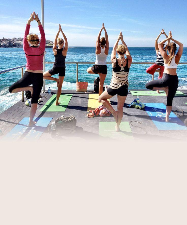 About | Bondi Yoga Festival | November 17, 2013 Bondi Beach - Sydney, Australia
