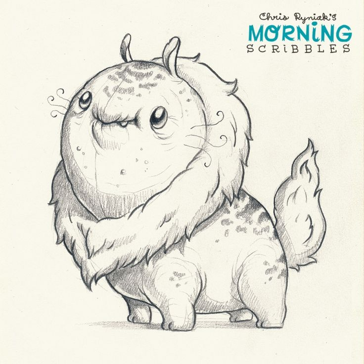 Morning+Scribbles+#297