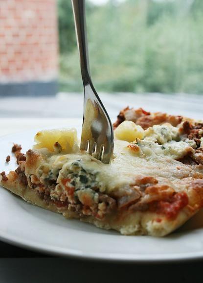 Piirakkapizza-Elämä makeaksi blogista