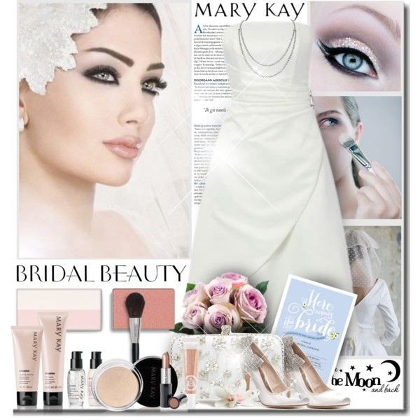 Mary Kay Bridal Looks at www.marykay.com/tseals
