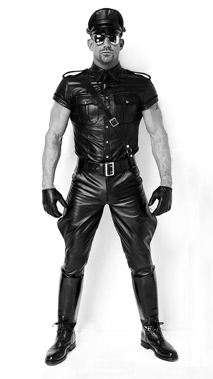 Leatherman: Leather Uniforms, Leather Shirts, Men'S Leather, Full Leather, Leathermen, Leather Men, Leather Jackets, Leatherlad, Men Leather