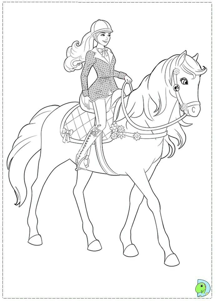 ausmalbilder meerjungfrau pferd  kinder ausmalbilder