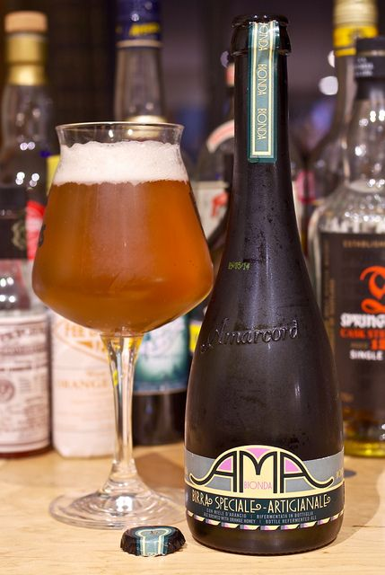 AMA Bionda from Amarcord and Brooklyn > #beer >