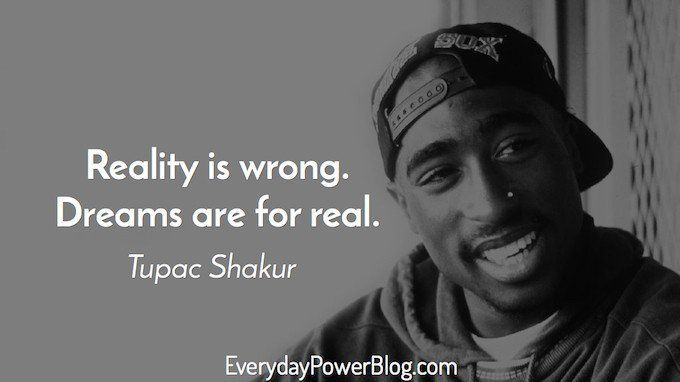 52 Motivating Tupac Quotes on Thug Life, Success and Destiny