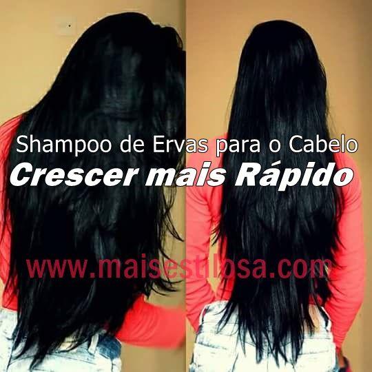 Você tem a impressão que seu cabelo leva uma eternidade para crescer, você pode estar certa! Caso o seu shampoo seja para cabelos secos ...
