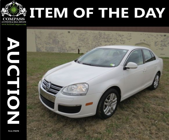 Item of the Day:  2010 Volkswagon Jetta TDI 28,539 Miles For more details, Visit  https://compassauctions.hibid.com/lot/24396648/2010-volkswagon-jetta-tdi/?sort=2&ref=catalog