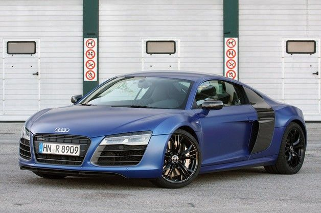 2014 Audi R8 V10 Plus 2014 Audi R8 officially on sale, starting at $114,900*