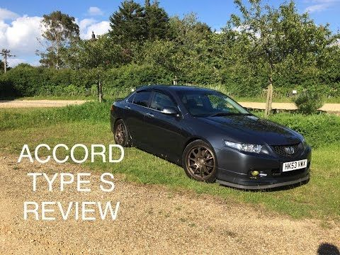 Owning A Honda Accord Type S, Modified Car Review - YouTube