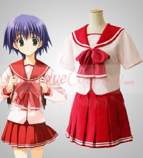 Heart 2 Cosplay Japanese School Uniform Sale