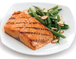 flat belly diet - 1 week menu