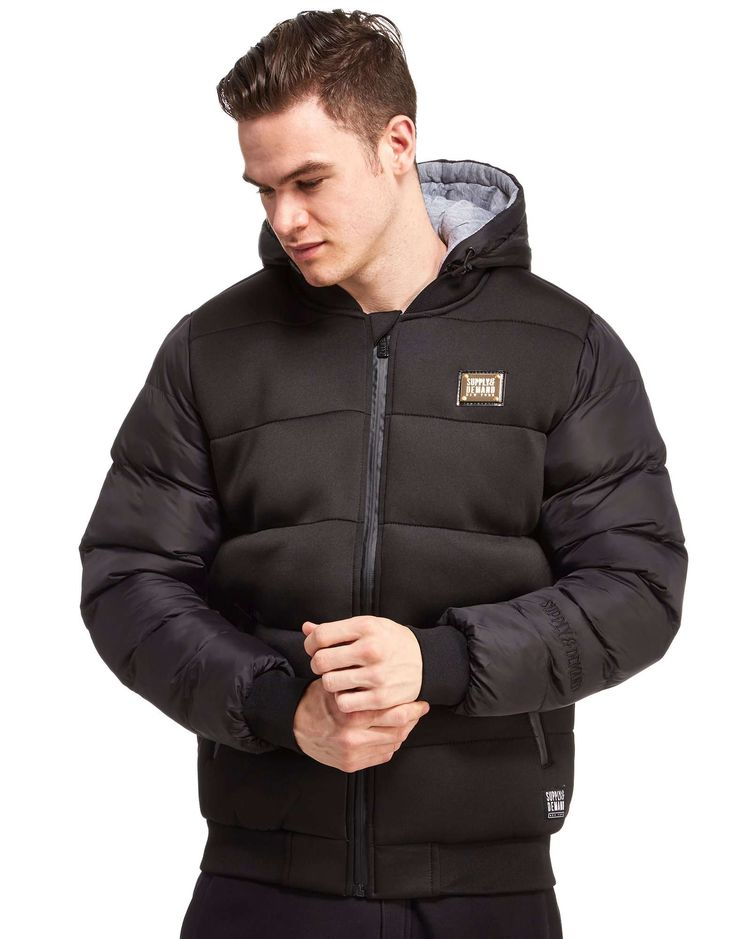 Supply & Demand Tear Jacket - Shop online for Supply & Demand Tear Jacket with JD Sports, the UK's leading sports fashion retailer.