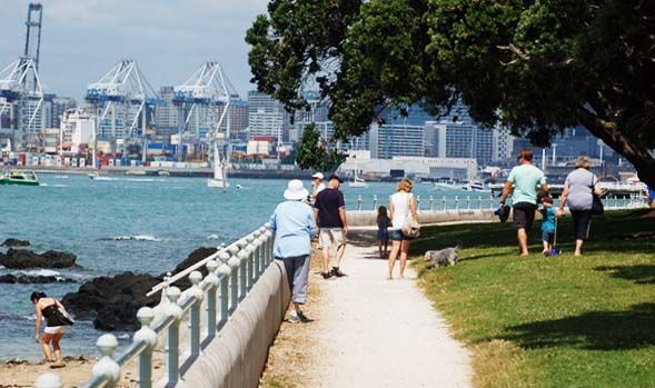 Devonport has many great walks & trails and is a great way to discover it maritime history  | Visit Devonport, Auckland, New Zealand