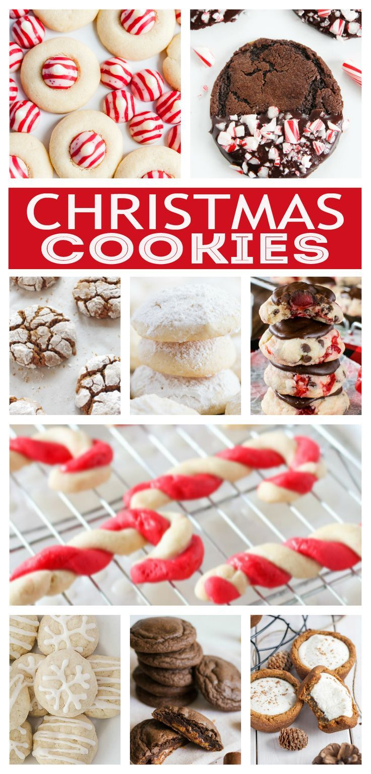 The Best Christmas Cookies Celebrate Christmas Treats Best
