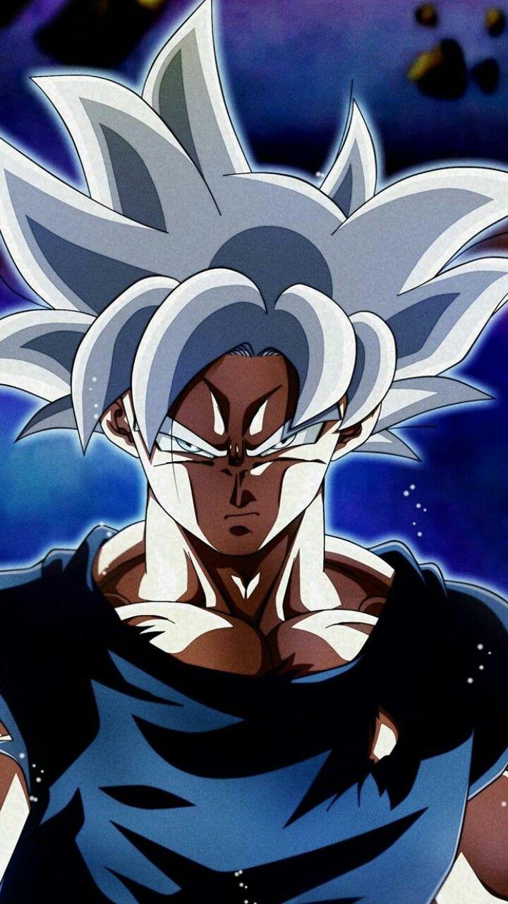 Goku Mastered Ultra Instinct | DBZ | Goku ultra instinct ...
