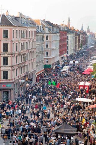 Copenhagen's Distortion music festival – in pictures