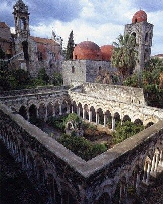 Palermo: San Giovanni degli Eremiti (arab origins)