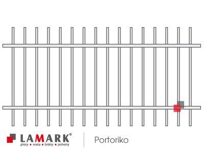 Kované ploty Portoriko