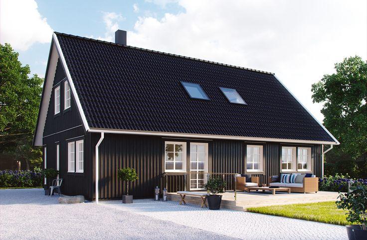 Villa Gränna med stort kök för hela familjen - SmålandsVillan