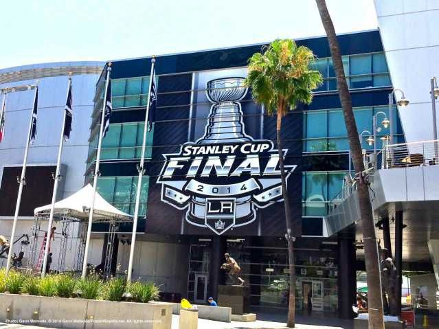 2014 Stanley Cup Final Media Day – In Photos