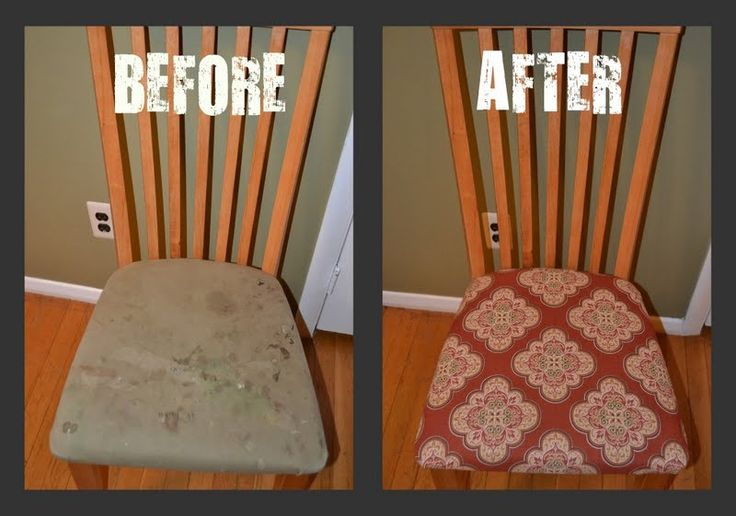 Come Together Kids: Dining Room Chairs Re-do!