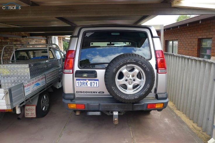 2001 LAND ROVER DISCOVERY II 01MY ES