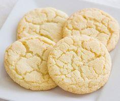 ¿Buscas galletas sin mantequilla? Esta receta de galletas de limón es muy sencilla de preparar, apenas tienen grasas y están muy ricas. ¡Prueba a hacerlas!