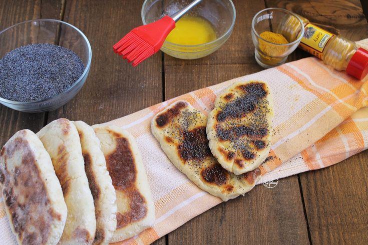 La Cassata: Pane naan di Jamie Oliver, ma senza glutine