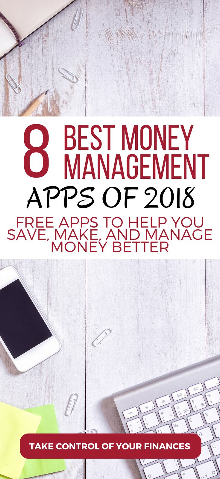 Looking for better ways to save and manage your money? These are the 8 best money management apps that will help you take control of your finances.     money apps | budgeting apps | make money apps | save money apps | apps for saving money | grocery store apps | cash back apps    #money #family #apps  via @https://www.pinterest.com/thewaystowealth/