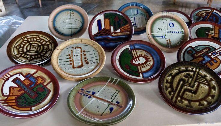 M s de 1000 ideas sobre platos decorativos en pinterest - Platos decorativos modernos ...