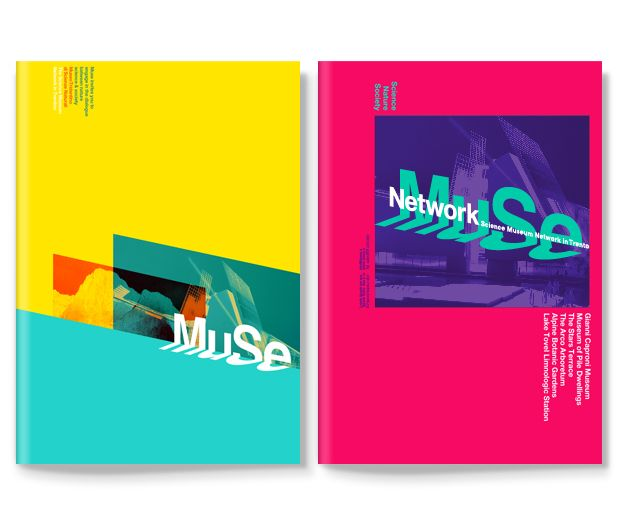 MUSE brochure covers
