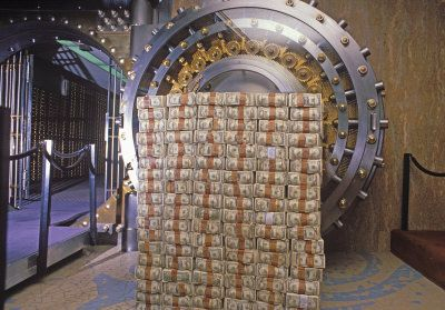 Oh Yes Now We Re Talking A Bank Vault Full Of Money