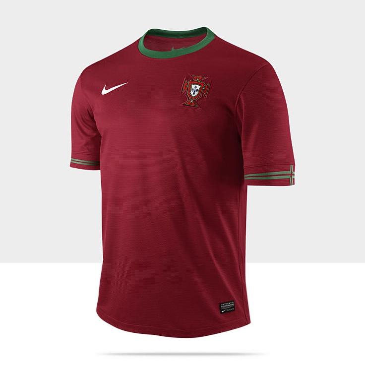 2012/13 Portugal Replica Men\u0027s Soccer Jersey