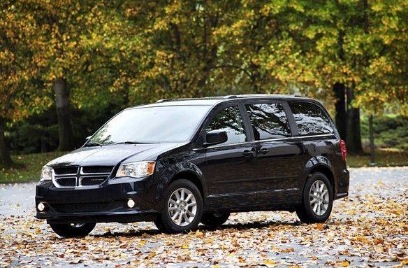 2020 Dodge Grand Caravan Redesign Changes