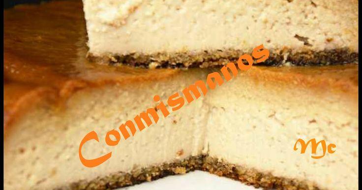 PUDIN DE QUESO Y NUECES   Volvemos en Cocina Familiar con un nuevo postre riquísimo, que en este  caso es unpudin de queso y nueces. Se...