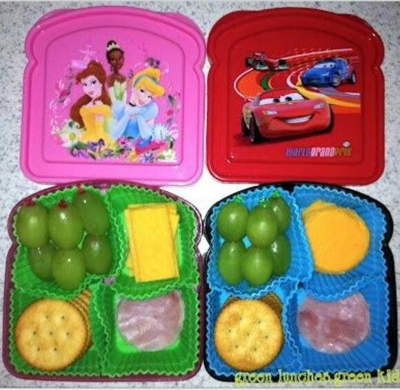 Diy make your own lunchables for kids lunches easy for Easy diy lunches