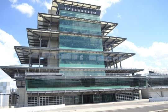 nascar attendance at indy