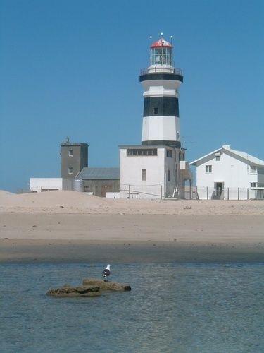 Cape Recife Lighthouse - Port Elizabeth, South Africa