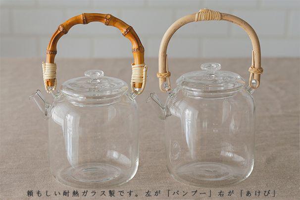 ガラスティーポット (スタジオプレパ) | 急須・ポット・ピッチャー | cotogoto