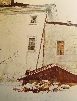 Andrew Wyeth: At the Kuerners | David Owen Art Notes
