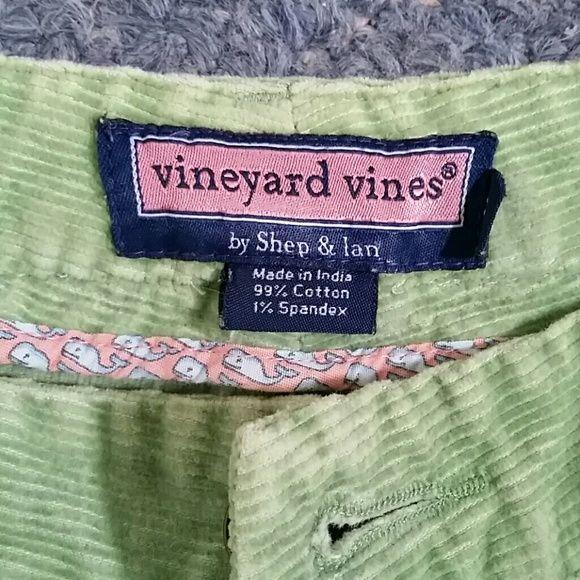 Vineyard Vines pants Cute Vinyard vines pants size 6. Been worn but in great condition! Any questions just ask  (: Vineyard Vines Pants