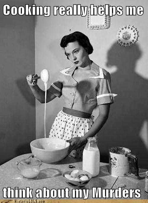 95342a3dd1f0a0d70422b28cf80e658f vintage humor retro humor 24 best 50's housewife pics images on pinterest vintage,50s Housewife Meme