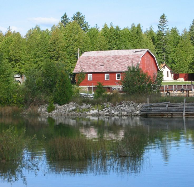 Places To Visit On Lake Michigan In Wisconsin: Jackson Harbor, Washington Island, WI