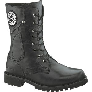 Women's Motorcycle Boots Size 7.5   As soon as I have the money I swear <3