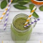 Supreme Green Smoothie – How to make a green smoothie taste awesome