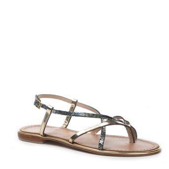 La sandale incontournable pour les festivals plus classiques #LesTropeziennes #Brantano