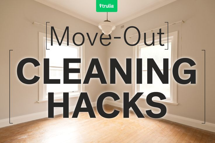 How Can I Get My Security Deposit Back? Make Your Apartment Spotless – Life at…