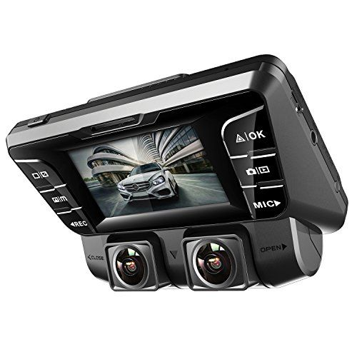 Pruveeo C2 Dash Cam Front and Rear, FHD 1080P+FHD 1080P Dual Camera for Cars Driving Recorder 2160P DVR. For product info go to:  https://www.caraccessoriesonlinemarket.com/pruveeo-c2-dash-cam-front-and-rear-fhd-1080pfhd-1080p-dual-camera-for-cars-driving-recorder-2160p-dvr/