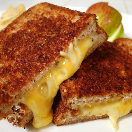 Ahmazing recipe! The kids loved it   #cooking #grilled #cheese #sandwich